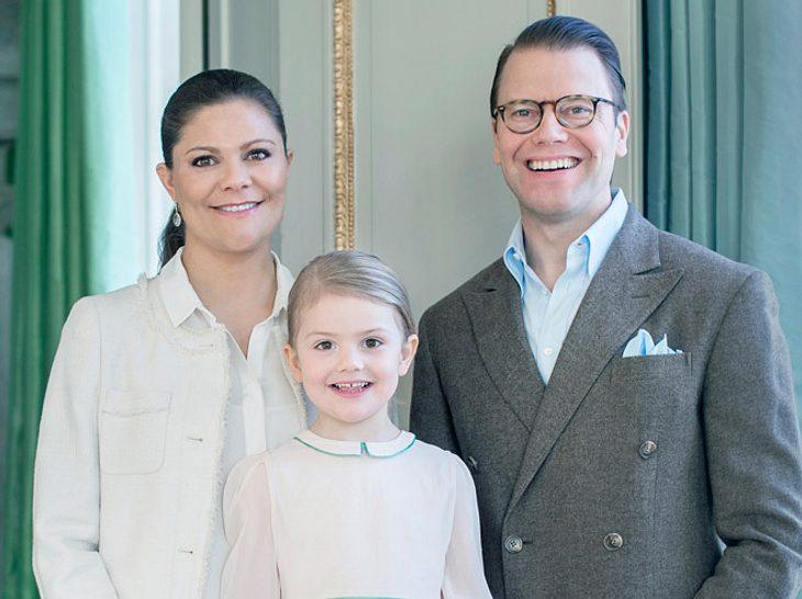 Victoria von Schweden: Schwanger mit Oscar