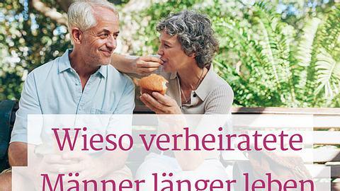 Wieso verheiratete Männer länger leben