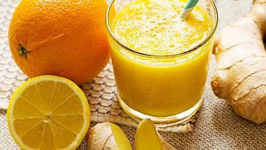 Vitalgetränke: Trinken Sie sich gesund & fit!