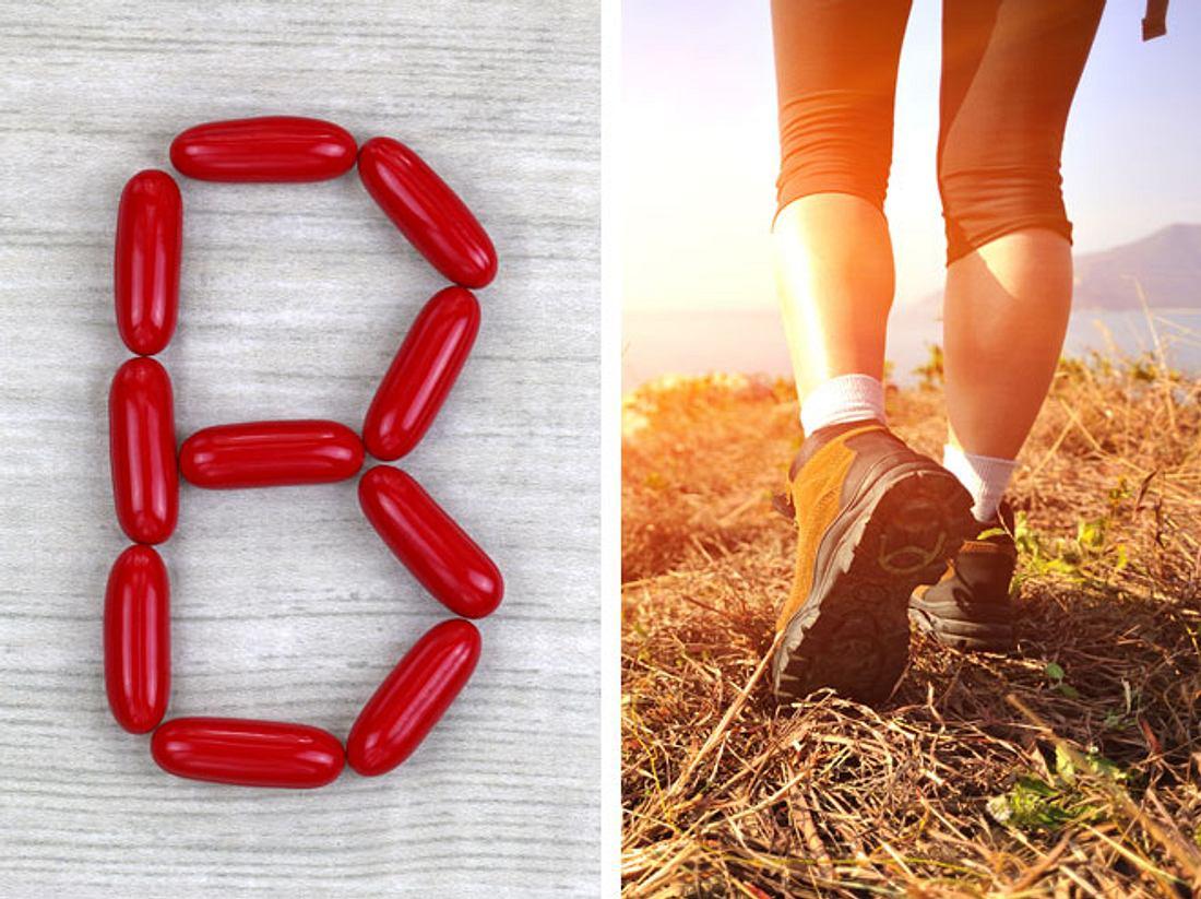 Wie Sie einen Vitamin-B-Mangel erkennen und ausgleichen