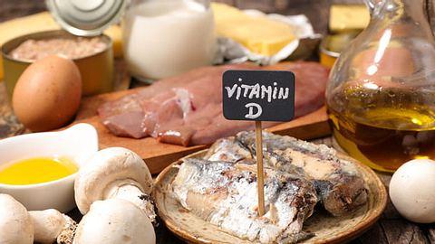 Vitamin-D3-Mangel ausgleichen