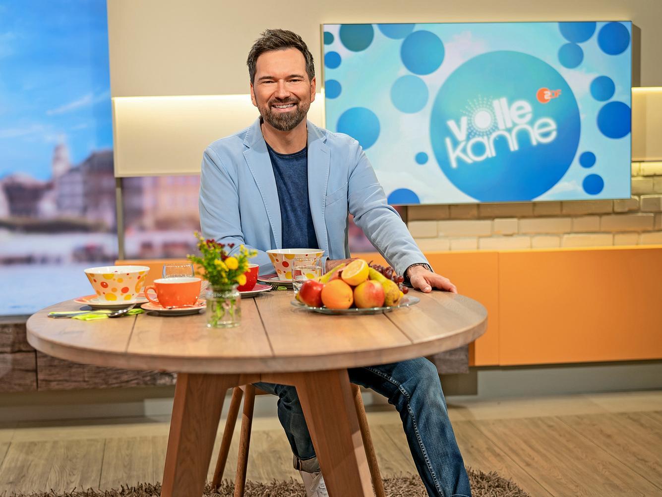 Ingo Nommsen moderierte zwanzig Jahre lang die ZDF-Sendung 'Volle Kanne'.