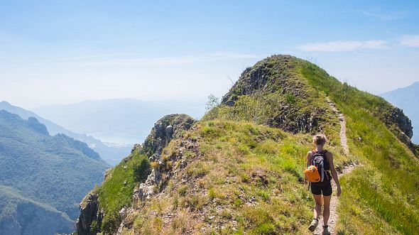 Wandern mit Arthrose