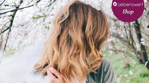 Volumen und Schwung fürs Haar