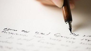 Handschrift Deutung - Foto: Eerik/iStock