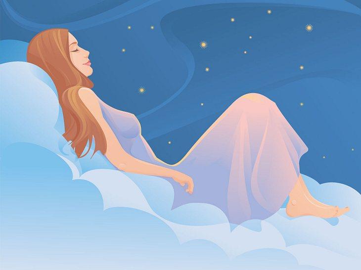 Was Träume über unsere Gesundheit verraten