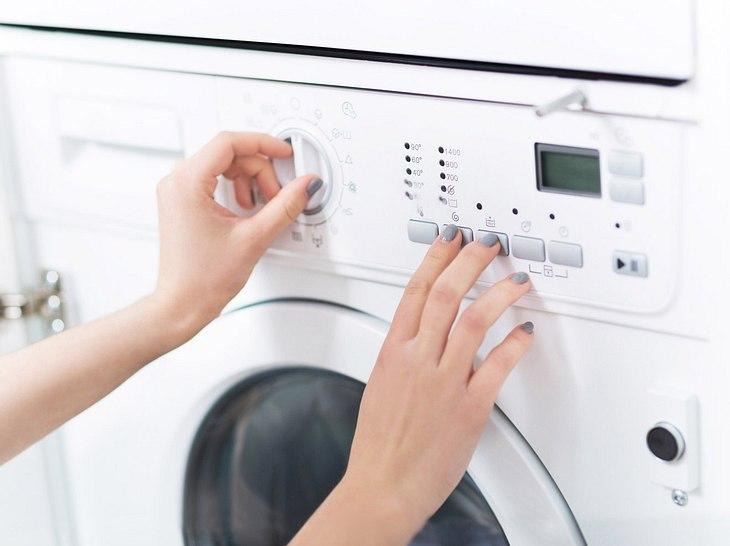 Waschmaschine richtig pflegen