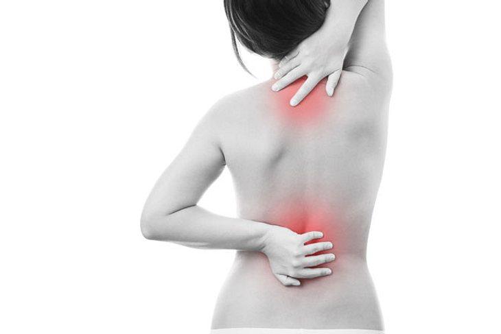 Was Sie tun können bei Rückenschmerzen.