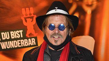 Frank Zander mit Sonnenbrille und Hut.  - Foto: Tristar Media / Getty Images
