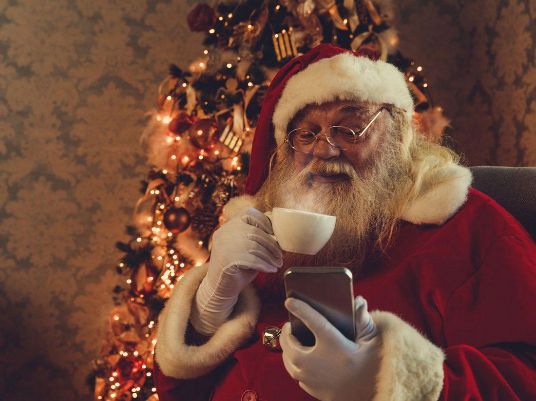 Ist das Weihnachtsmann-Rätsel eine Betrugsmasche?