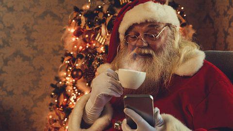 Ist das Weihnachtsmann-Rätsel eine Betrugsmasche? - Foto: VladGans / iStock