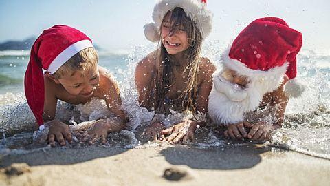 Weihnachten in Übersee