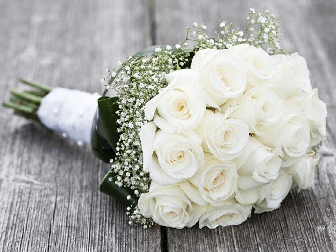 Was bedeuten weiße Rosen?