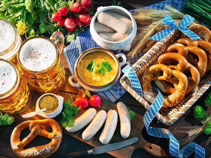 Weißwurstfrühstück: Alles was Sie über die bayrische Brotzeit wissen müssen