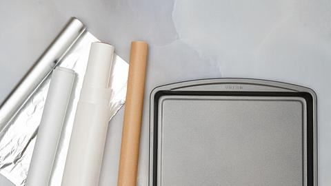 wiederverwendbares Backpapier als Alternative zu Wegwerfprodukten. - Foto: iStock/ Nature, food, landscape, travel