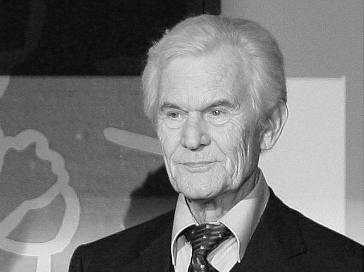 tagesschau-Sprecher Wilhelm Wieben ist verstorben.