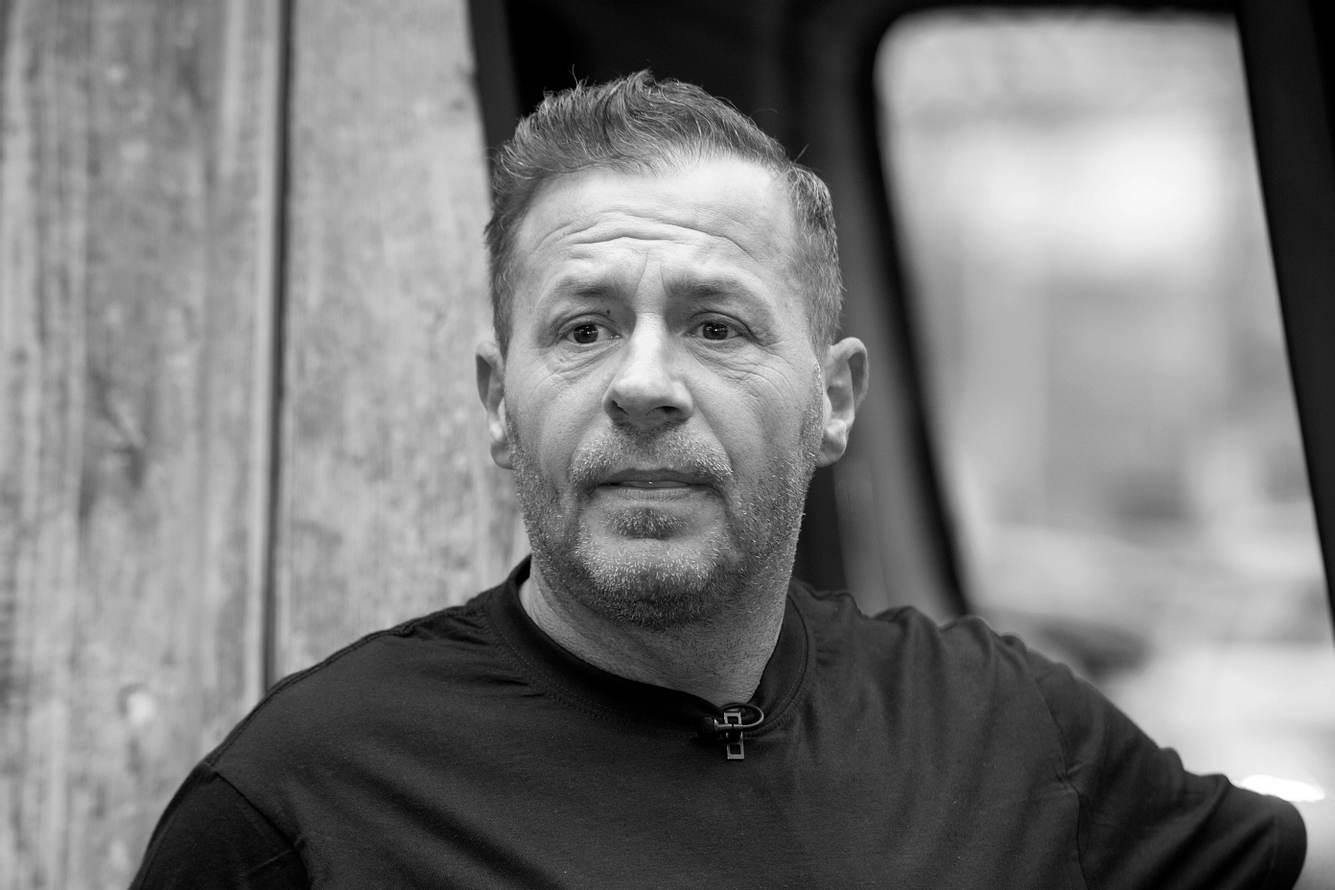 Schauspieler Willi Herren.