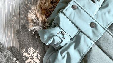 Winterkleidung richtig pflegen