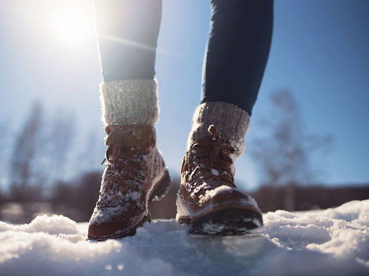 Winterstiefel pflegen