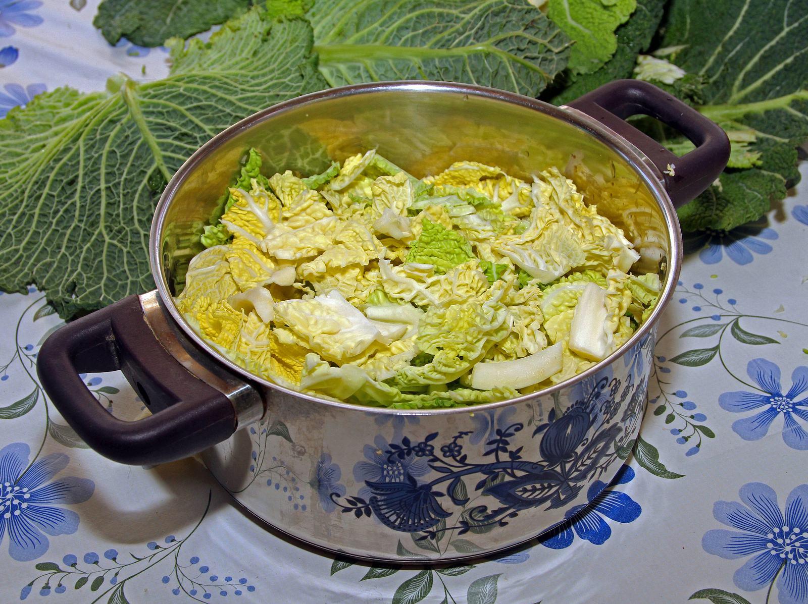 Wirsing kochen: So zubereitet schmeckt er wie bei Oma