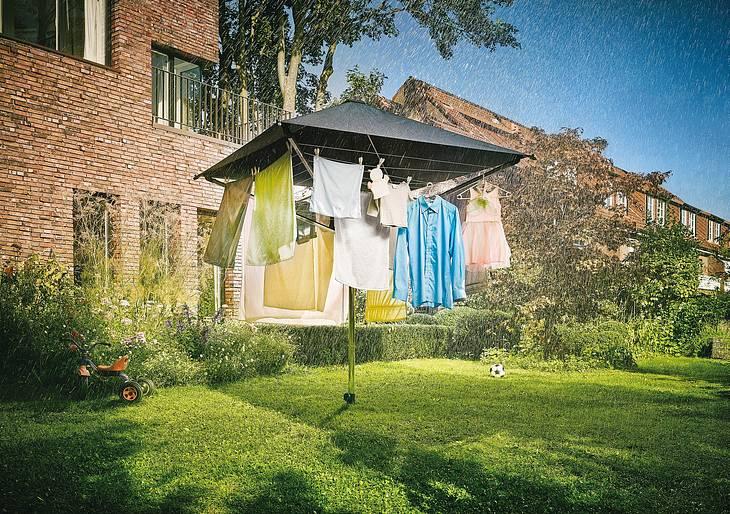 Großes Gewinnspiel: Überdachtes Wäsche-Wunder