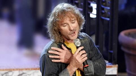 Wolfgang Petry bei einem Auftritt im Jahre 2005.  - Foto: imago / Pop-Eye