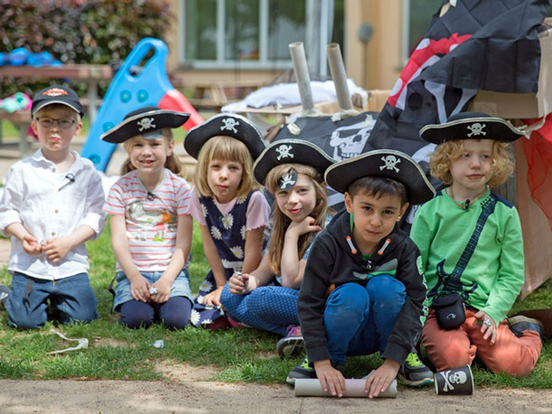 Die wunderbare Welt der Kinder - Wir sind 4
