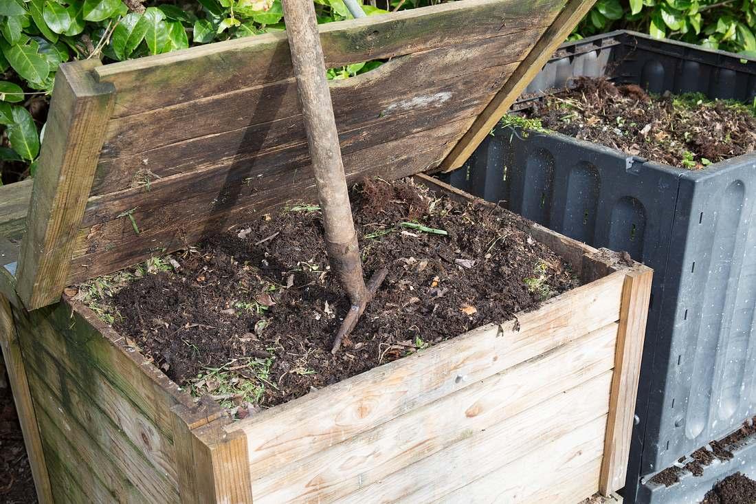 Eine Wurmfarm ist die einfachste Art der Kompostierung