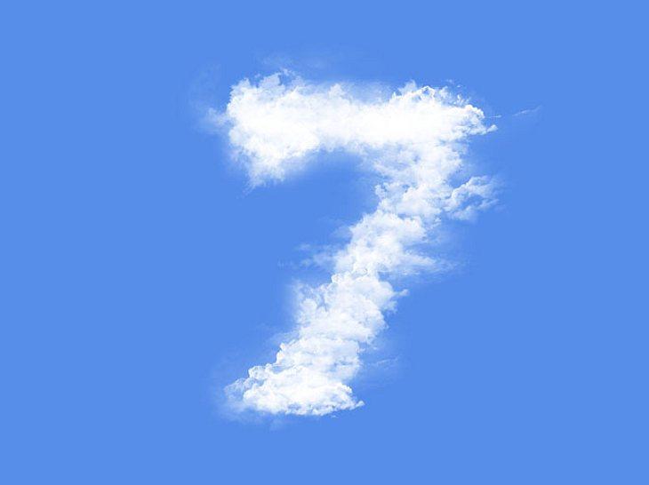 sprüche mit der zahl 7 Welchen Einfluss die Zahl Sieben auf das Leben hat | Liebenswert sprüche mit der zahl 7