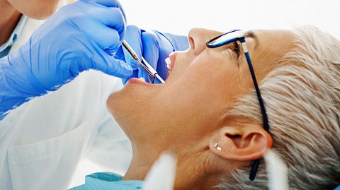 Diagnose Zahnfisteln