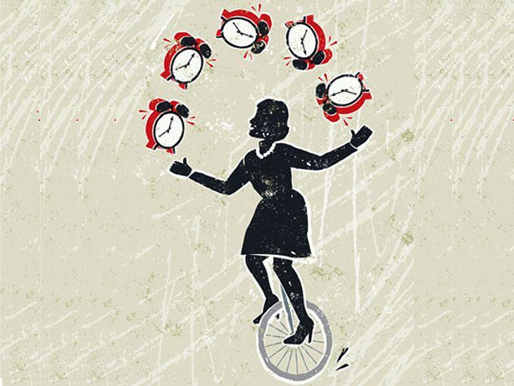 Zeitmanagement: Wie man den Tag richtig strukturiert