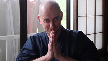 Ein deutscher Abt in Japan