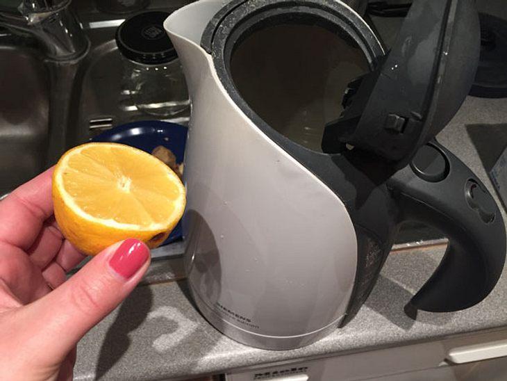 Zitronen: Nützliche Putzhelfer