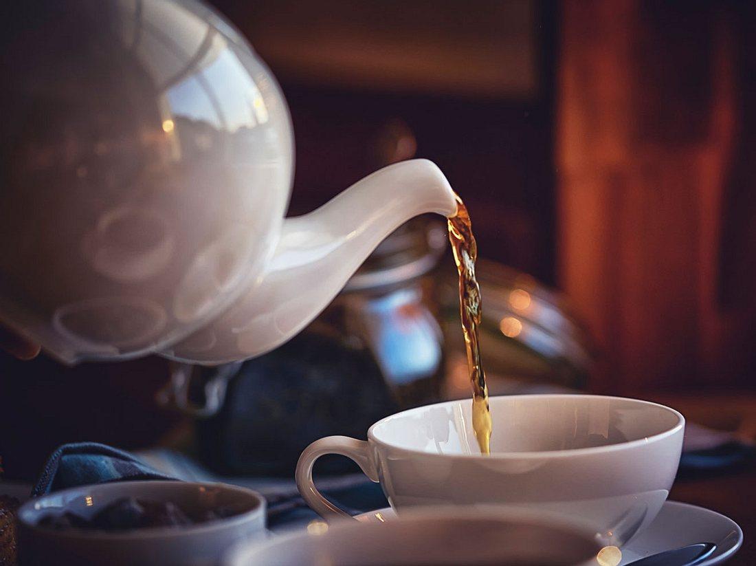 Heißer Tee kann zu Speiseröhrenkrebs führen
