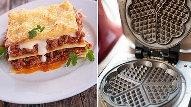 Koch-Tricks, die Kalorien sparen