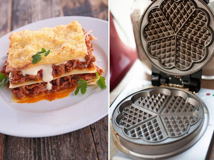 Beim Kochen können Sie ganz leicht Kalorien sparen.