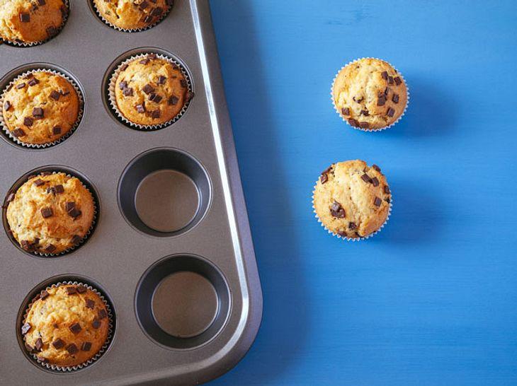 Eine Muffinform ist nicht nur zum Backen geeignet.