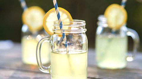 Ingwer-Honig-Drink selber machen