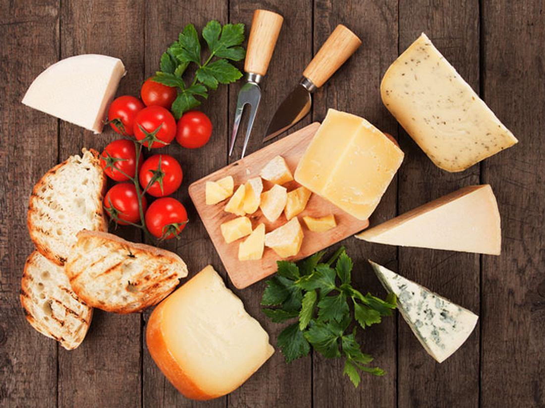 Welche internationalen Sorten eignen sich perfekt für eine Käseplatte?