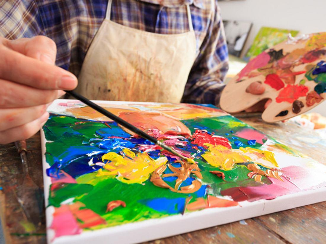 Malen für Erwachsene